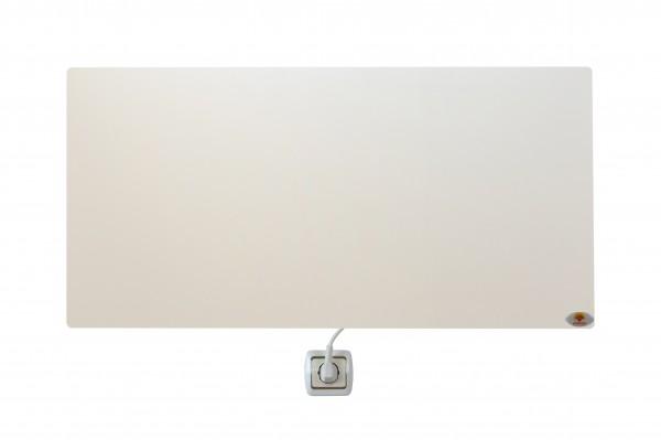 Infrarood wandverwarming Keramiek-mat, 1000x500x8 mm, 480 Watt