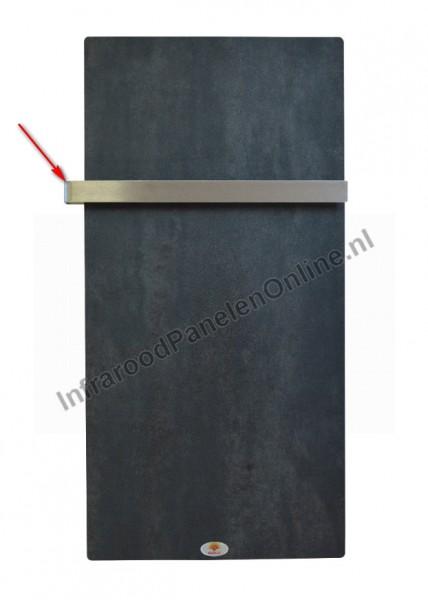 Handdoekbeugel voor eco2heat infraroodverwarming 1000x500 mm