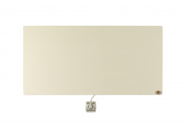 Infrarood wandverwarming Keramiek-mat, 750x500x8 mm, 410 Watt