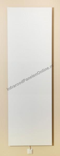 Infrarood wandverwarming 1060 Watt (glasvezel versterkte kunststof), 2000x640x4 mm