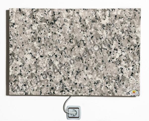 Infrarood paneel Graniet Bianco Sardo, 750x500x13 mm, 410 Watt