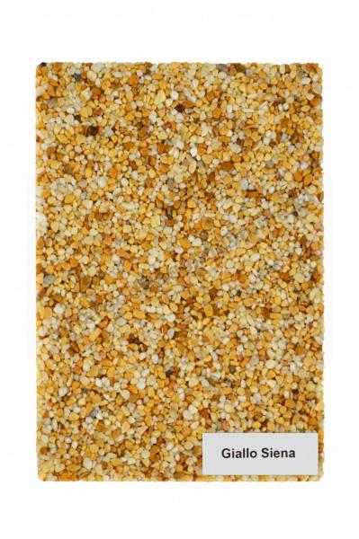 Infrarood wandverwarming voor onder stucwerk-Marmer-kiezel Giallo Siena, 2100×700x10 mm