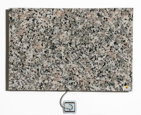 Infrarood paneel Graniet Rosa Beta, 500x500x13 mm, 250 Watt