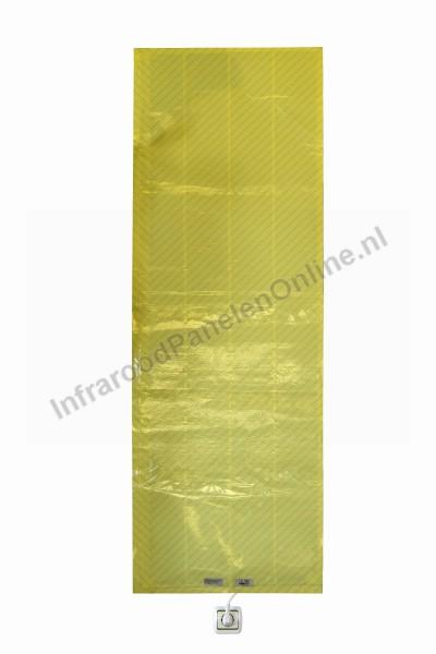 Infrarood wandverwarming voor onder stucwerk, 2000x650x2 mm