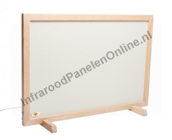 Infrarood Keramiek-staande panelen met houten lijst, 1060x560x30 mm, 480 Watt